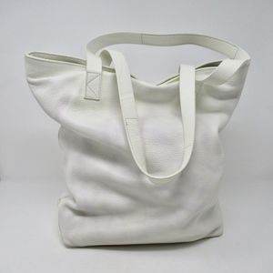 db5337f50ce Kenzo Bags | Paris Tote Handbag White Leather Tiger Face | Poshmark
